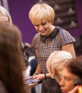 ВOYKO BEAUTY SCHOOL для ANISIMOV for 9,5