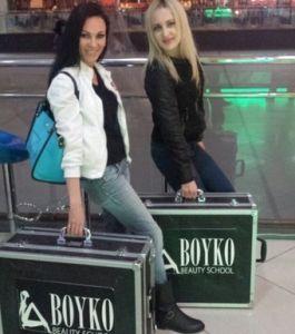 ВOYKO BEAUTY SCHOOL. Shopaholic Friday.