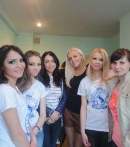 Boyko Beauty School. Королева КПИ 2013