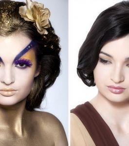 Образный макияж. Деловой макияж. Школа Татьяны Бой...