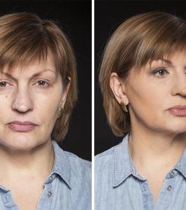 Возрастной макияж. Школа Татьяны Бойко