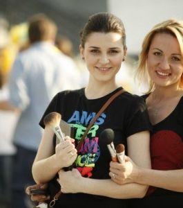 ВOYKO BEAUTY SCHOOL. Сьемки клипа ЕВРО-2012