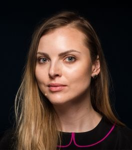 Елена Прийма. Выпускница школы Татьяны Бойко