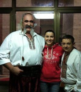ВOYKO BEAUTY SCHOOL. Программа Еврофуд-2012