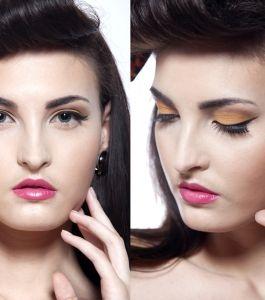 Подиумный макияж. Школа Татьяны Бойко