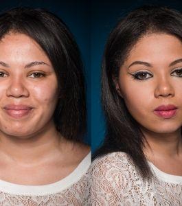 Африканский макияж. Школа Татьяны Бойко