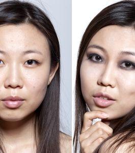 Азиатский макияж. Школа Татьяны Бойко
