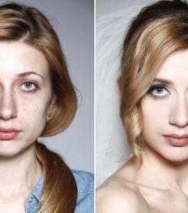 Свадебный макияж. Школа Татьяны Бойко