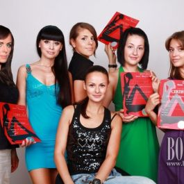 BOYKO BEAUTY SCHOOL «Основы макияжа» выпуск 2010