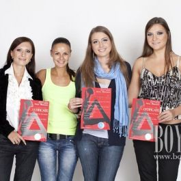 BOYKO BEAUTY SCHOOL «Макияж для себя» выпуск 2010
