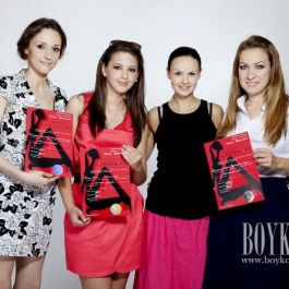 BOYKO BEAUTY SCHOOL «Макияж для себя» выпуск 2011