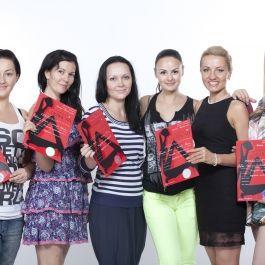 """BOYKO BEAUTY SCHOOL """"Стилистика"""" выпуск 2012"""