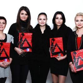 BOYKO BEAUTY SCHOOL «Макияж для себя» выпуск 2012
