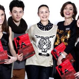 BOYKO BEAUTY SCHOOL «Основы макияжа» выпуск 2013