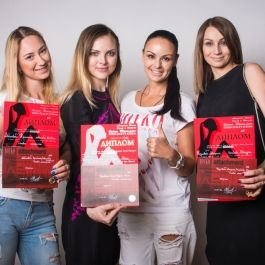 BOYKO BEAUTY SCHOOL «Основы макияжа» выпуск 2015