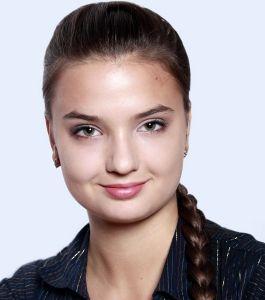 Виталия Лахман. Выпускница школы Татьяны Бойко