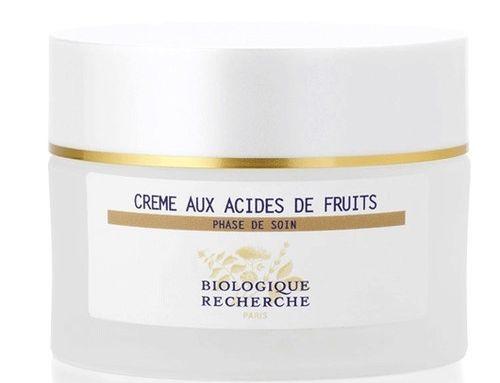 УХОД. КРЕМ. Crème aux Acides de Fruits