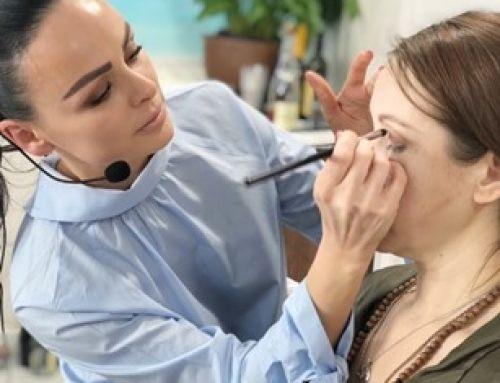 В New York City прошел Мастер-класс «Формула идеального макияжа. Стиль и образ»