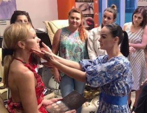 Впервые визажист международного класса Татьяна Бойко в Маями!