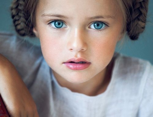 Основные особенности детского макияжа
