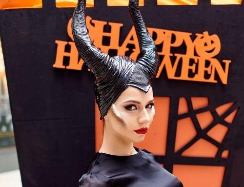 «Модний Halloween» в ТРЦ «Skymall»