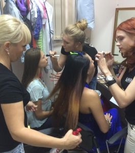 BOYKO BEAUTY SCHOOL. National Ya-майка Party