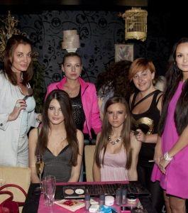 """ВOYKO BEAUTY SCHOOL для конкурса """"Мисс Лимузин"""""""