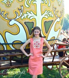 "ВOYKO BEAUTY SCHOOL для ""Парада Вишиванок"""