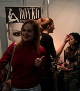 ВOYKO BEAUTY SCHOOL для в-ки BEAUTY VISION 2015