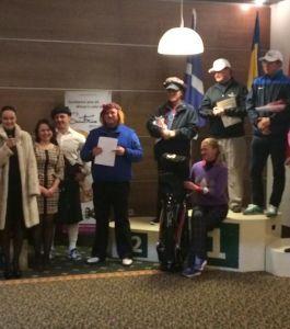ВOYKO BEAUTY SCHOOL для Johnnie Walker Golf Cup