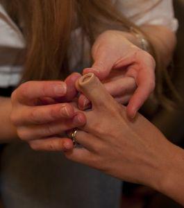 Отрезанный палец