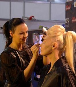 "МК BEAUTY VISION 2013 ""Змеиный макияж"""