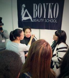 Формула макияж. Азиатский тип лица