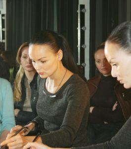 """Киев. Мастеркласс """"Макияж для себя"""" Татьяны Бойко"""