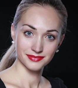 Оксана Сопина. Выпускница школы Татьяны Бойко