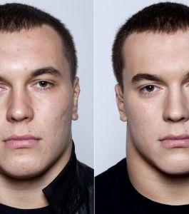 Мужской макияж. Школа Татьяны Бойко